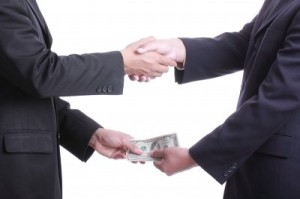 Why Corruption is Necessary