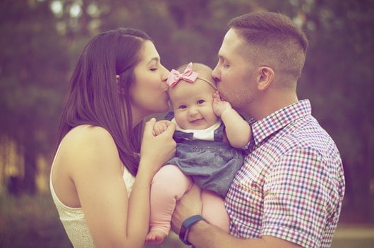 importance of family in life - parents