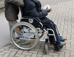 physical or mental disability too leads to poverty