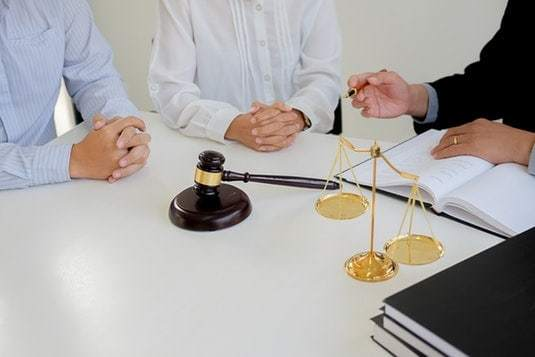 impact of corruption on justice